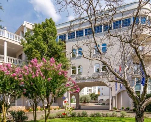 HOTEL MALIN OTOK KRK konture ponuda
