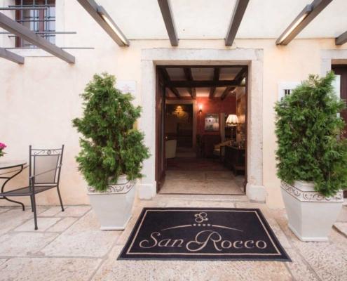 HERITAGE HOTEL SAN ROCCO BRTONIGLA ponuda lov na Tartufe