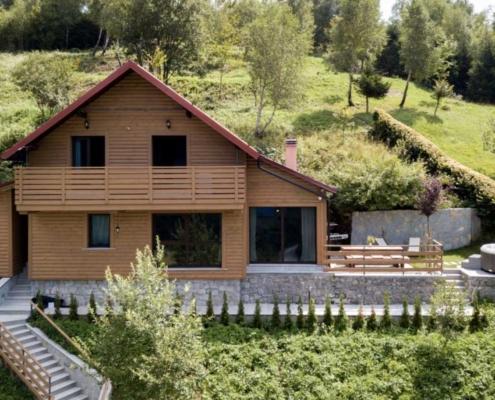 VILLA FUŽINE kuća za odmor