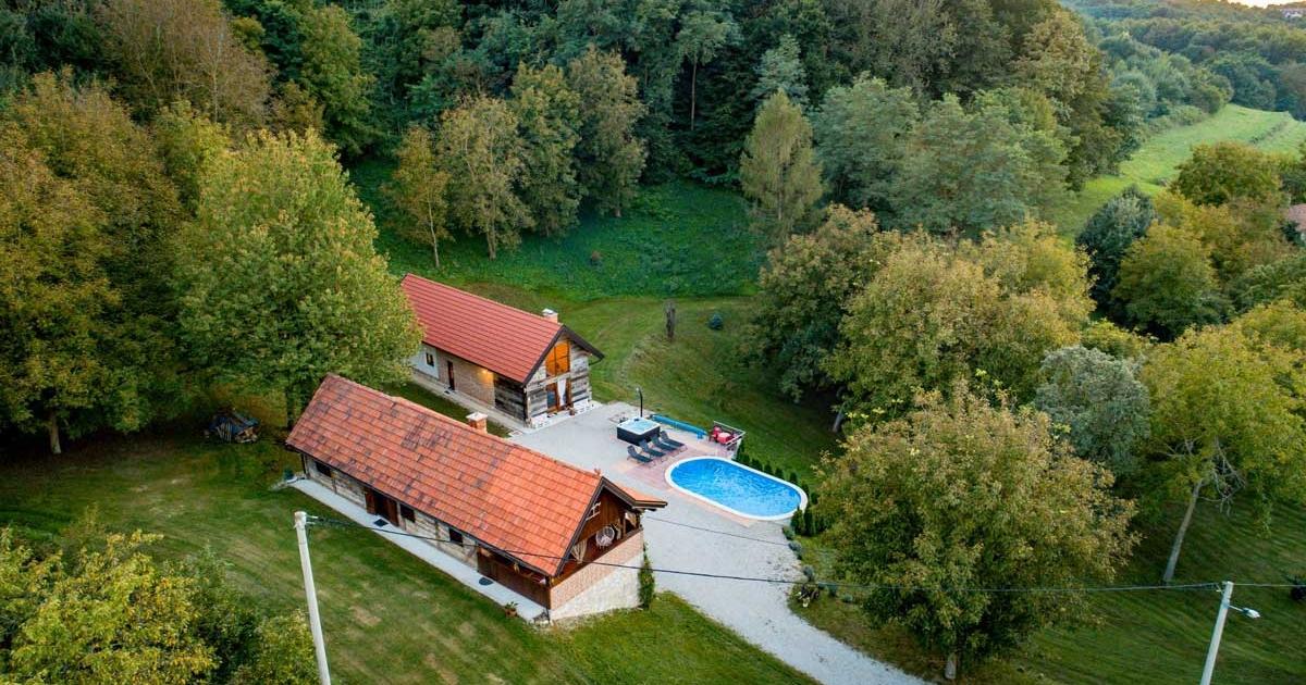 Imanje Pijevci, kuća za odmor Novi Marof