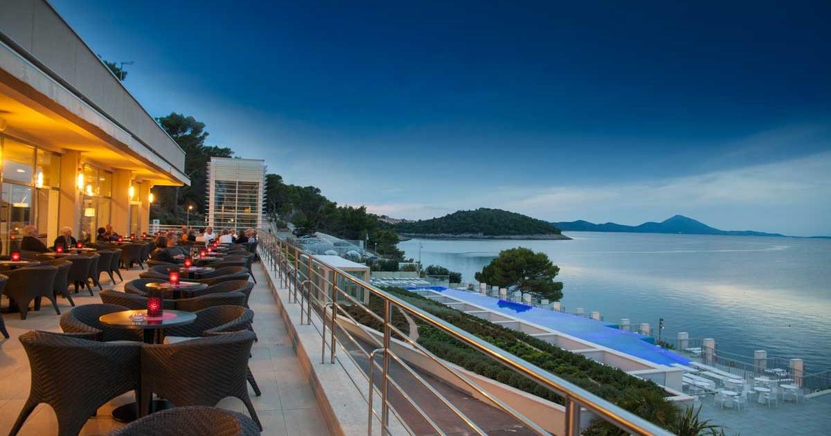 Vitality hotel Punta 4* - Veli Lošinj
