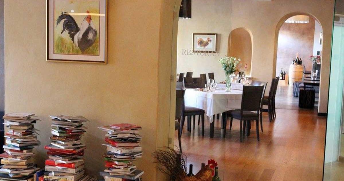 HOTEL KUKURIKU Kastav ponuda fine dining