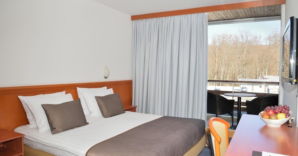 Nova Godina u hotelu Jezero