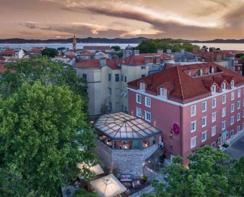 Silvestrovo u hotelu Bastion Zadar