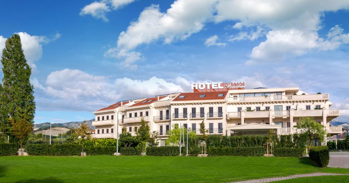 Zimski odmor u hotelu President Solin