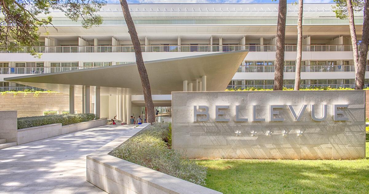 HOTEL BELLEVUE 5* MALI LOŠINJ