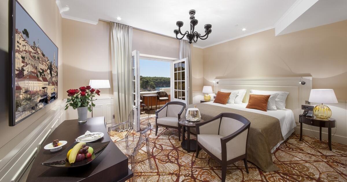 BOUTIQUE HOTEL ALHAMBRA 5* Mali Lošinj