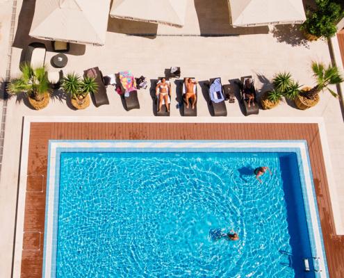 Hotel Borovnik 4* Tisno