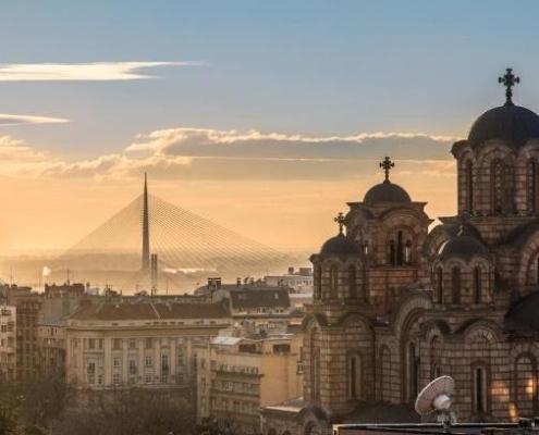 Beograd -Novi sad 3 dana